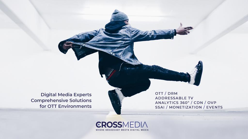 Crossmedia - OTT Solutions Experts